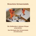 Broschüre Schwermetalle Titelseite